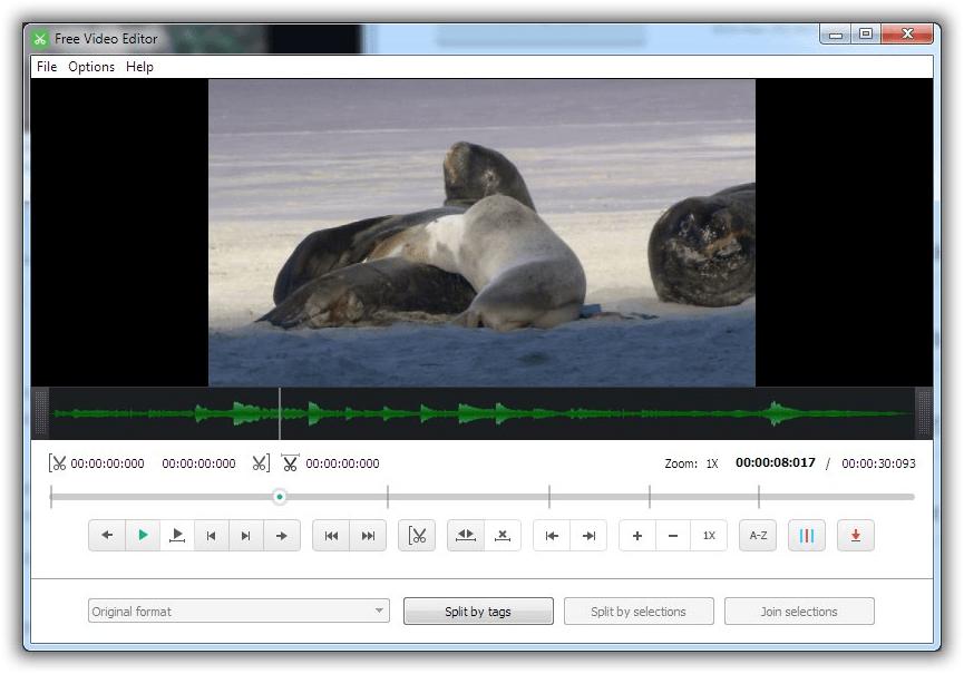 Free Video Editor v1.4.11 のダウンロード